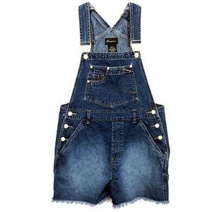 59e28e1f407 No Boundaries Overalls Rompers denim jeans